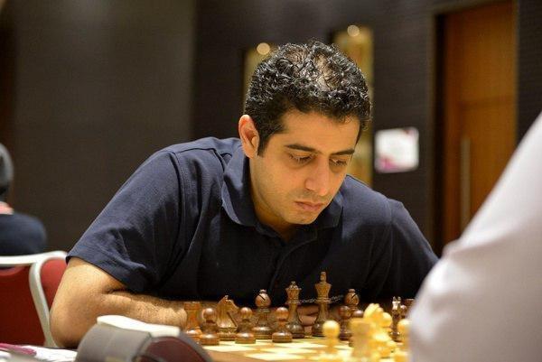 قهرمانی احسان قائممقامی در مسابقات شطرنج فیلادلفیای آمریکا
