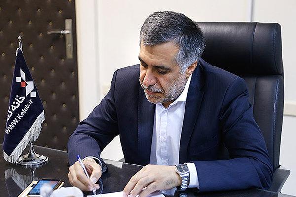 حسینیپور درگذشت اشرفالکتابی را تسلیت گفت