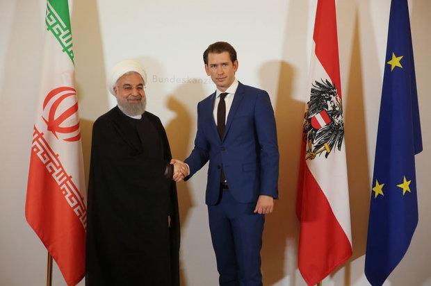 یورپ کی طرف سے امریکی عہد شکنی کی تلافی کی صورت میں ایران مشترکہ ایٹمی معاہدے میں باقی رہےگا