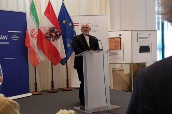 ظريف: أثبتنا للعالم ان الدبلوماسية ناجحة وفي مصلحة جميع الشعوب