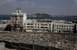 Fotoğraf: Savaş mağduru Aden kenti