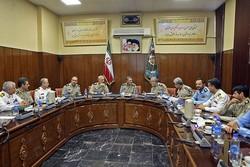 نشست های تخصصی ارتش در بین فرماندهان و کارکنان مهم و ضروری است