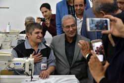 سفر  وزیر تعاون، کار و رفاه اجتماعی به مشهد