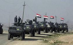 انهدام مخفیگاههای داعش در مرز عراق با اردن