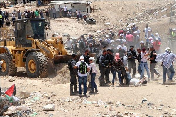 شهادت یک فلسطینی دیگر/ شمار زخمیها به بیش از ۲۰۰ نفر رسید