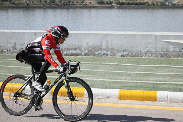 مسابقات دوچرخهسواری لیگ دسته یک بانوان کشور در اردبیل خاتمه یافت