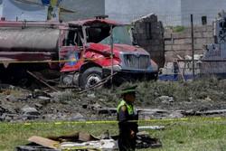 میکسیکو میں ٹرک اور کاروں میں تصادم  کے نتیجے میں10 افراد ہلاک