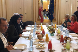 Zarif, Mogherini hold meeting before P4+1 ministerial meeting