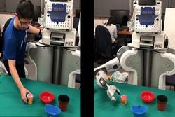 رباتی که از انسان تقلید می کند