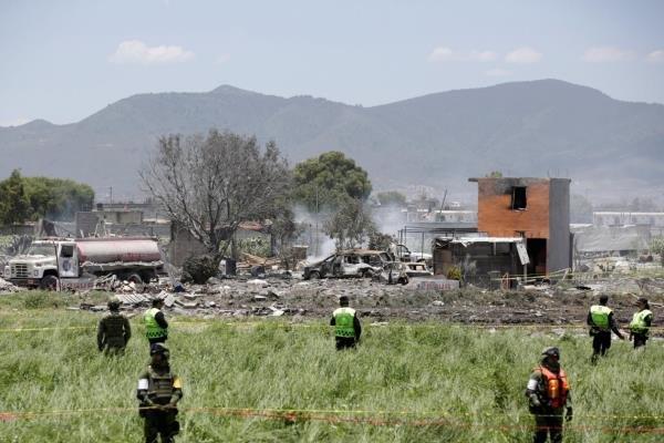 میکسیکو میں ایک گھر میں آگ لگنے سے 7 بچے ہلاک