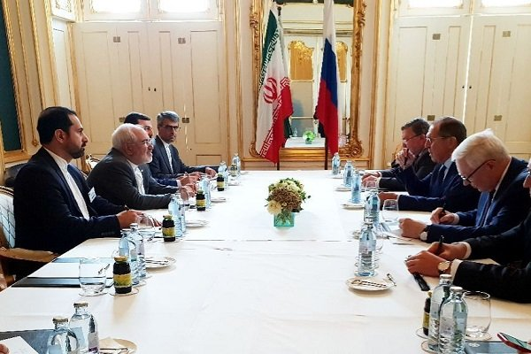 Zarif, Lavrov exchange views on how to save Iran deal