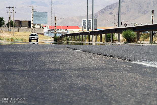راه و آب مهمترین مشکلات شهرستان لارستان است