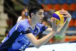 دیدار تیم های والیبال نوجوانان ایران و چین