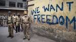 کشمیر میں عوامی ہڑتال کا سلسلہ چوتھے روز بھی جاری