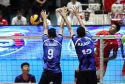 تیم والیبال نوجوانان ایران فردا به مصاف بلغارستان میرود