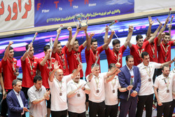 Iran finishes 3rd at Asian U18 Volleyball C'ships