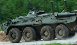 """قوات """"النمر"""" بالجيش السوري تستولي على مدرعة الناتو"""