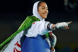 Kimia Alizedeh to bear flag at 2018 Asian Games