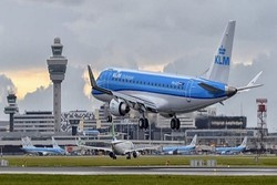 شرکت هواپیمائی «KLM» هلند