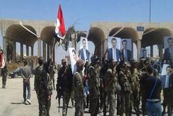 الجيش السوري يستعيد السيطرة على آخر مواقع داعش بريف درعا