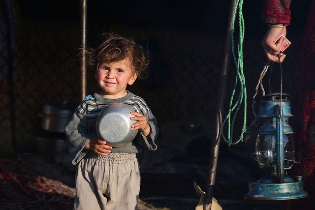نافذة على حياة العشائر الرحالة في محافظة همدان الايرانية