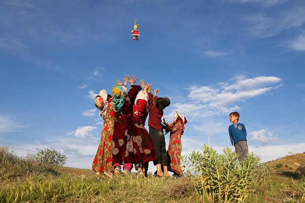 Nomads in Hamedan province