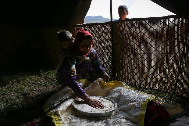 کوچ نشینان استان همدان - عشایر