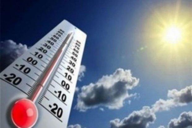 دمای شمال سیستان و بلوچستان به محدوده ۵۰ درجه می رسد