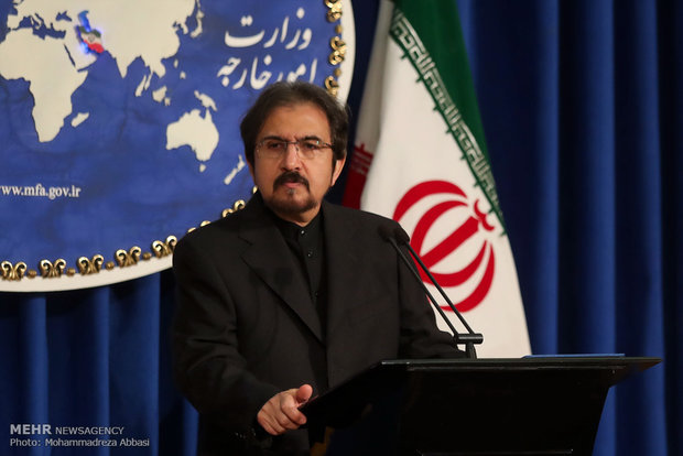 Self-sacrificing IRGC forces' firm resolve to fight terrorism is appreciable: FM spox