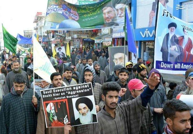 کشمیر کے مختلف علاقوں میں میلاد النبی (ص)  کی مناسبت سے تقریبات منعقد