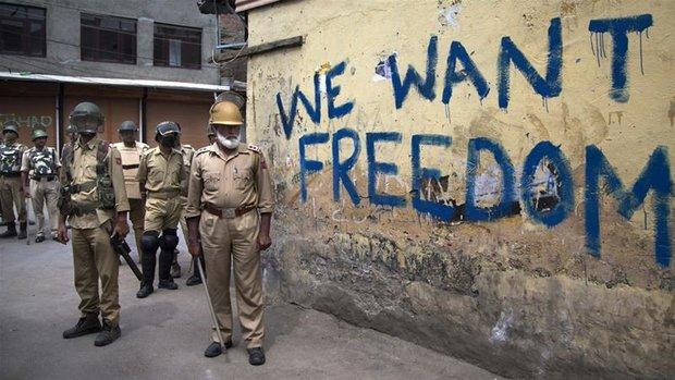 کشمیر میں بھارتی فورسز کے ساتھ جھڑپ میں ایک علیحدگی پسند ہلاک