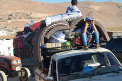 الأمم المتحدة: لم يبق سوى 150 نازحا سوريا على حدود الأردن