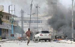 افزایش تلفات حملات انتحاری سومالی به ۵۳ کشته