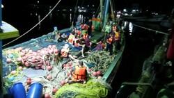 غرق شدن قایق گردشگران در تایلند