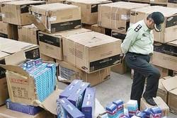 محموله داروهای دامی قاچاق در خمین توقیف شد