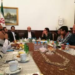 """مشاركة الإيرانيين في """"مسيرة ميرا"""" احياءً لذكرى ضحايا مجزرة سربرنيتشا"""