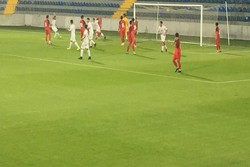 Iranian cadet football players beat Azerbaijan 5-1 in friendly