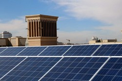 China, Italy to build solar power plant in Yazd