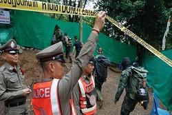 بینکاک میں 3 مختلف مقامات پر متعدد دھماکوں میں 2 افراد زخمی