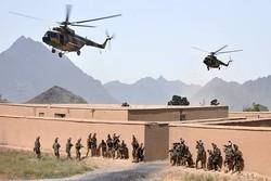 عملیات پاکسازی ولایت زابل افغانستان آغاز شد
