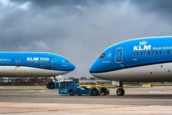 Dutch airline KLM suspends directs flights to Tehran