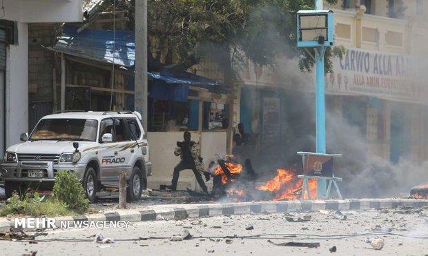 صومالیہ میں کار بم دھماکے میں 10افراد ہلاک