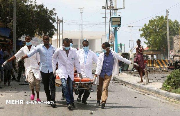 حمله تروریستی سومالی دستکم ۱۸ کشته برجای گذاشت