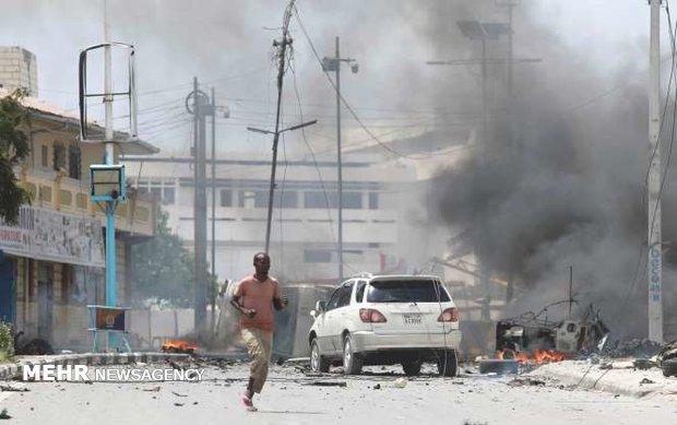 صومالیہ میں خودکش حملے میں 3 فوجی اہلکار ہلاک