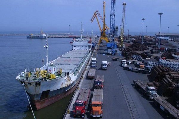 Export from Amirabad port up by 35%