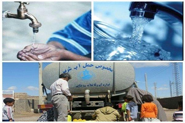 مشکلات کمآبی در شهرها و روستاهای دشتستان رفع میشود