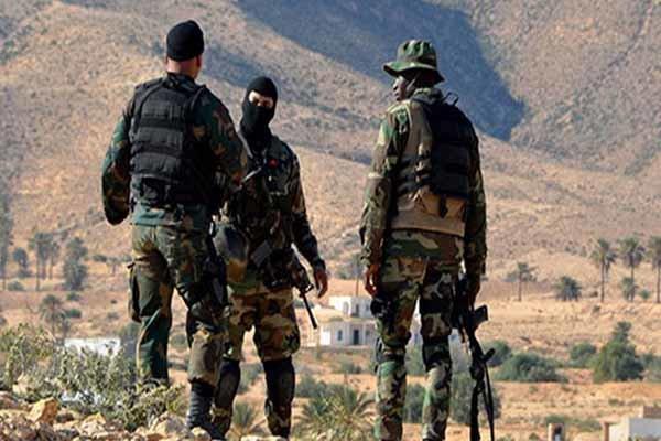 نیروهای تونسی