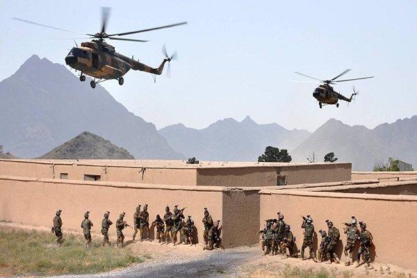 کابل: ۱۱۰ عضو طالبان در افغانستان کشته شدند