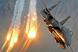 پدافند هوایی سوریه حمله موشکی به یک پایگاه هوایی را خنثی کرد
