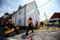 یک زن انگلیسی به دلیل آلودگی به گاز اعصاب «نوویچوک» جان باخت